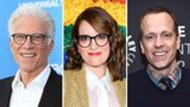 NBC Gives Straight-to-Series Order For Ted Danson and Tina Fey's New Comedy | THR News