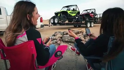 We use Honda's Talon 1000R and 1000X for an Epic Family Vacation