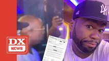 "Ja Rule Unearths ""Snitch"" Paperwork After 50 Cent Disses Him On Instagram"