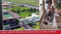 VERRATTI prend cher, 600e but de MESSI, NEYMAR dans sa villa, RIP ASTORI :(