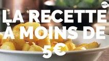 RECETTE À 5€ : Cookies Sticks aux pépites de chocolat
