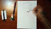 La Casa de Papel - Drawing Berlin (stylo)