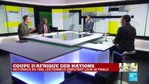 """CAN-2019 : """"Le football ne peut pas échapper à l'histoire algérienne"""""""
