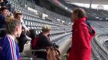 On a testé les coulisses du Stade de France