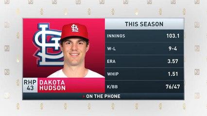 The Jim Rome Show: Dakota Hudson talks rookie season