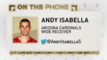 The Jim Rome Show: Andy Isabella talks Kyler Murray