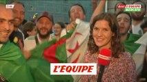 Un supporter algérien «On a vraiment souffert en première mi-temps» - Foot - CAN - Finale