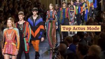 Actualité de la mode Février