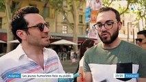 Avignon : les jeunes humoristes face au public