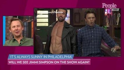 Strangers Still Send 'It's Always Sunny's Jimmi Simpson Glasses of Milk at Bars