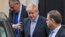 Trump Backs Britain's Johnson