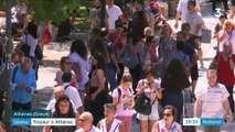 Grèce : un séisme dans la capitale