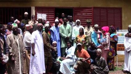 Jeunes et pratiques familiales essentielles : le ministre jeunesse à Sannoun (Labé)