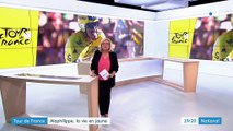 Tour de France : Alaphilippe reste en jaune creuse l'écart