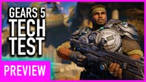 Gears 5 - Intro Story Full Gameplay Tutorial (Tech Test)
