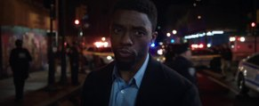 21 Bridges trailer - Chadwick Boseman, Russo Brothers