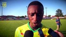 FC Nantes - Chamois Niortais : la réaction des joueurs