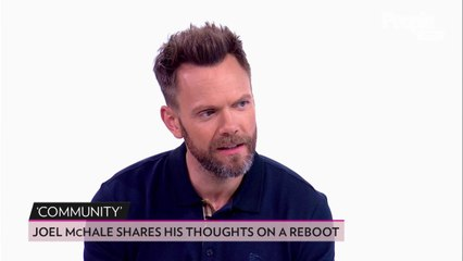 Joel McHale Jokes He Gets a Call from Former 'Community' Costar Donald Glover Every Day