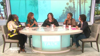 The Talk - Carnie Wilson Recalls Sneaking 'Weed' Through Airport Security; 'My flight was very uncomfortable'
