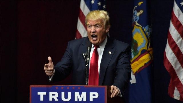Trump Confident US Shot Down Iranian Drone