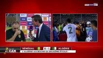 Déclaration de Djamel belmadi après la victoire 1-0 Sénégal