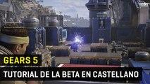Gears 5 - tutorial de la prueba técnica en castellano