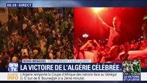 CAN: à Alger, la fête bat son plein après la victoire de l'équipe d'Algérie