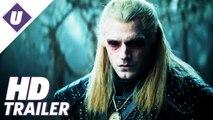 The Witcher - Official Netflix Teaser | SDCC 2019