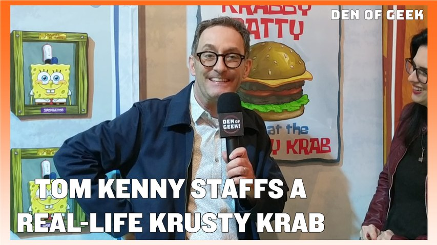 SpongeBob SquarePants at SDCC 2019: Tom Kenny Interview