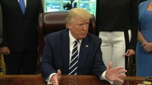 Trump ramps up feud with Ilhan Omar