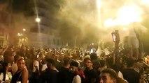 CAN-2019 : scènes de liesse à Grenoble pour le sacre de l'Algérie