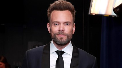 Joel McHale Is Going to Be a Superhero!