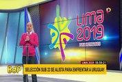 Atletas peruanos están listos para los Juegos Panamericanos