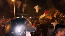 Les supporters des Fenecs en fête à Bourg-en-Bresse