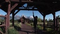 アメリカの町 #7 前編 「ワイオミング州 アメリカで一番美しい公園の町」