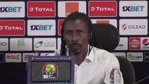 """CAN 2019 - Cissé (Sénégal) : """"On a manqué de lucidité, tout se joue sur des détails..."""""""
