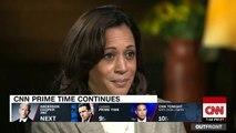Kamala Harris: My plan is not an eliminaton of Obamacare