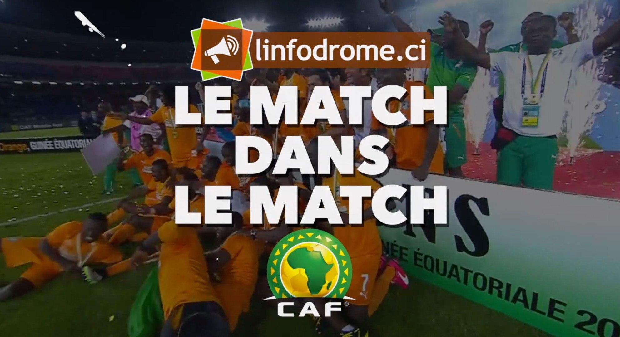 Le match dans le match : CAN 2019/finale Sénégal - Algérie : 0-1