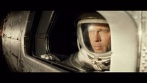 Brad Pitt, Tommy Lee Jones, Donald Sutherland In 'Ad Astra' New Trailer