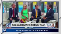 Geraldo BLOWS UP on Fellow Fox Host