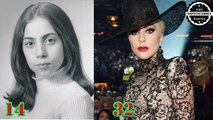 Lady Gaga - Transformation From 1 To 32 Years Old