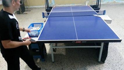 卓球  Saques principales tenis de mesa - Table Tennis Serve