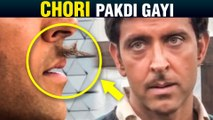 Hrithik Roshan Super 30 MAJOR Blunder Caught On Camera | Behind The SCENES