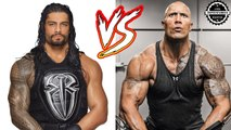The Rock vs Roman Reigns - Transformation  From 1 To 45 Years Old