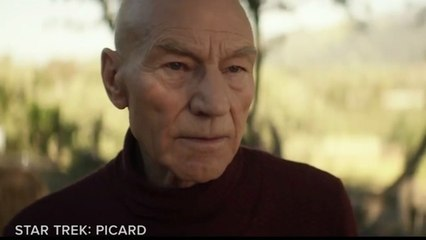 """""""Star Trek: Picard"""" trailer released at San Diego Comic-Con"""