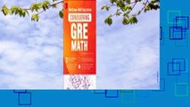 McGraw-Hill Education Conquering GRE Math, Third Edition  Best Sellers Rank : #5