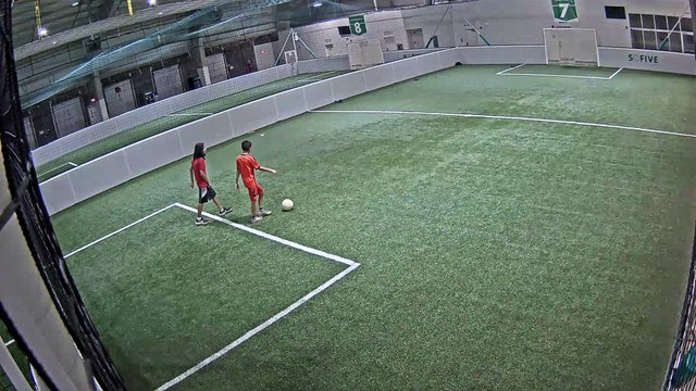 07/20/2019 00:00:01 - Sofive Soccer Centers Rockville - Camp Nou