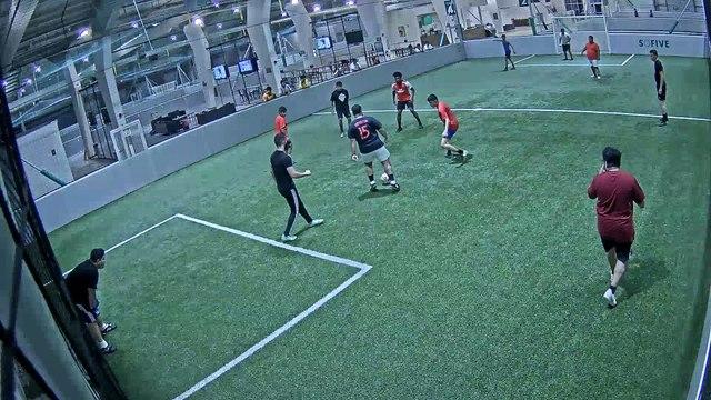 07/20/2019 00:00:01 - Sofive Soccer Centers Rockville - Old Trafford