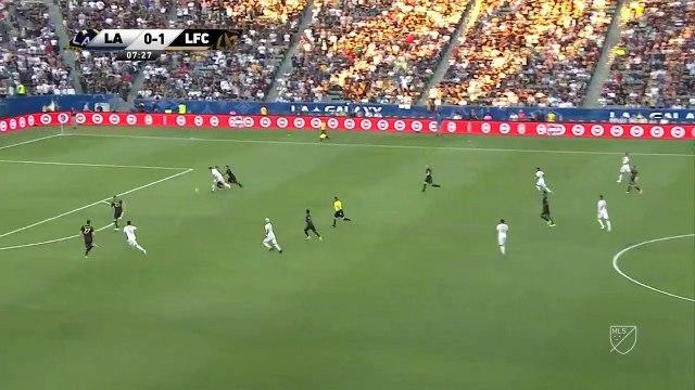 Ibrahimovic goal against LAFC (1-1)