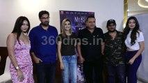 Rajneesh Duggal and Kunaal Roy Kapur at Music Launch of Mushkil - Fear Behind You